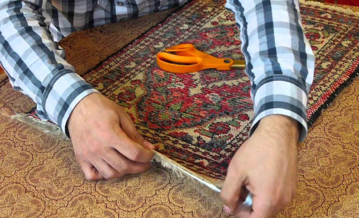 centro restauro tappeti palermo