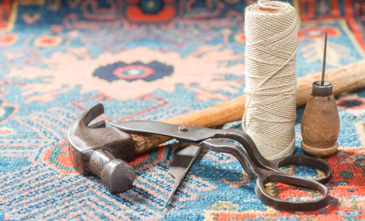 restauro tappeti palermo oggetti