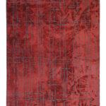 Tappeto moderno red N° 134287 mis 230x160 Atelier D'Oriente Palermo