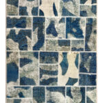 Tappeto Patchwork mis 203x138 Atelier D'Oriente palermo