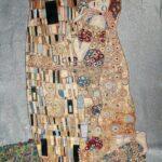 Arazzo Bacio Klimt