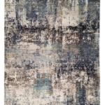 Tappeto moderno Crystal Blu N 4272B